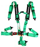 Tanaka Black Series Latch and Link Safety Harness