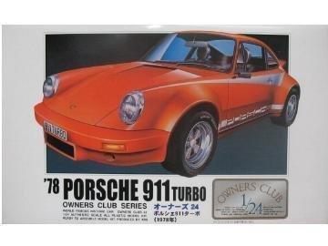 マイクロエース 1/24 オーナーズ24 No.10 `78 ポルシェ 911ターボの商品画像