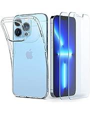 Spigen Crystal Pack Fodral Kompatibel med iPhone 13 Pro Max -Crystal Clear