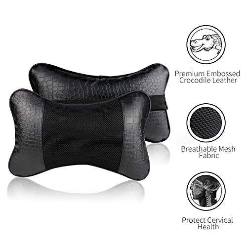 YIHO Embossed Crocodile Head Rest Passenger product image