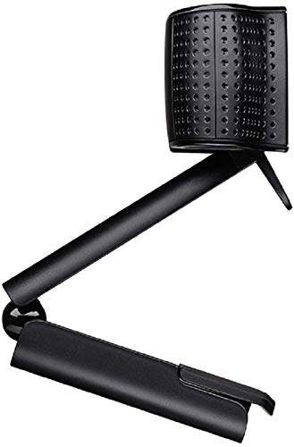 Logitech Full HD C922 Pro Stream Webcam, 1080p Camera Streaming Webcam, Records and Streams Your Gaming Sessions in Rich HD for Streaming, Background Replacement, with Tripod Included