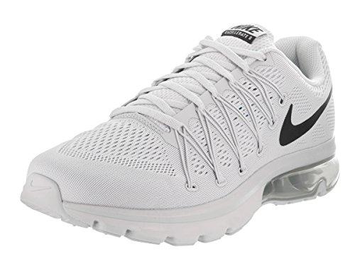 Nike Herren Air Max Excellerate 5 Laufschuhe Reines Platin / Schwarz