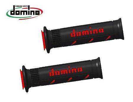 DOMINO A25041C4240 Black//Red Xm2 Grip