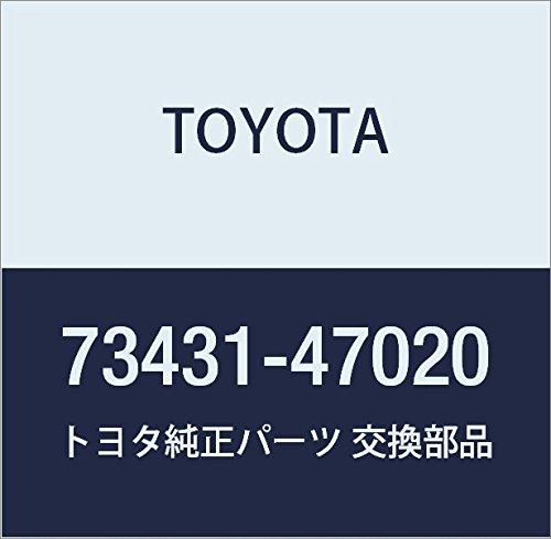 Genuine Toyota 73431-47020 Seat Belt Retracter Cover