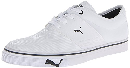Puma Mens El Ace Core Lace-Up Fashion Sneaker, White, 46 D(M) EU/11 D(M) UK