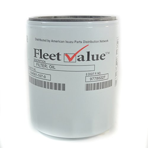 Amazon com: Oil filter for Isuzu NPR NPR-HD Gas v8 5 7L 92-02