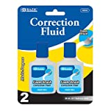 Correction Fluid with Foam Brush (Set of 2) Quantity: Case of 144