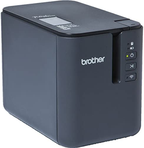 Amazon.com: Pt-P900 Powered Desktop Laminated Label Printer ...