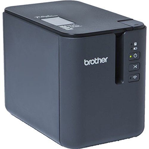 Pt-P900 Powered Desktop Laminated Label Printer from Brother