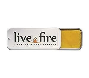 Live Fire Original - Emergency Fire Starter