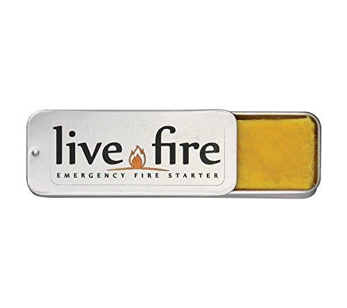 Live Fire Original Emergency Starter