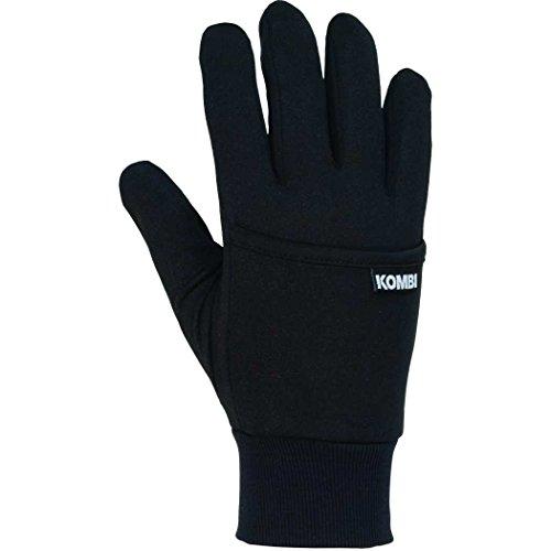 Kombi Kanga Glove Liner- Black MEDIUM by Kombi