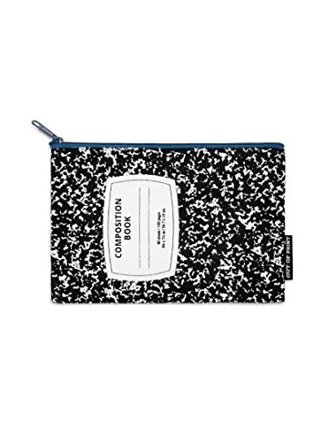 Out of Print Composition Notebook Pouch Multi by Out of Print