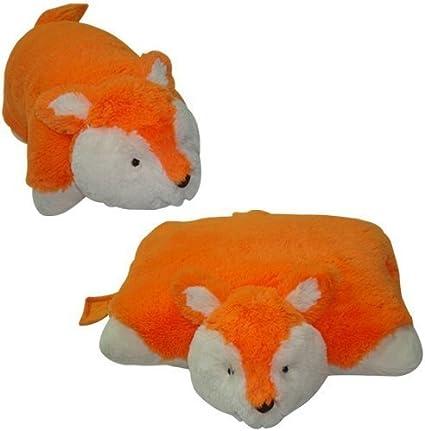 Small Fox Pillow Pet Animallow Brand 11 Amazon Co Uk Toys Games