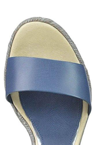 Palomitas Vrouwen Mcglcat03165e Blauw Leer Sleehak