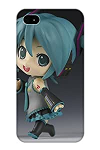 Fashion Protective Anime Vocaloid Case Cover Design For Iphone 4/4s