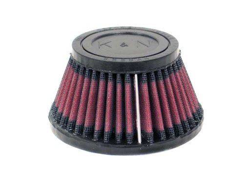 44 mm Flange ID; 2.5 in 64 mm 114 mm Top K/&N Engineering K/&N RU-2740 Universal Clamp-On Air Filter: Round Tapered; 1.75 in Base; 3 in Height; 4.5 in 76 mm