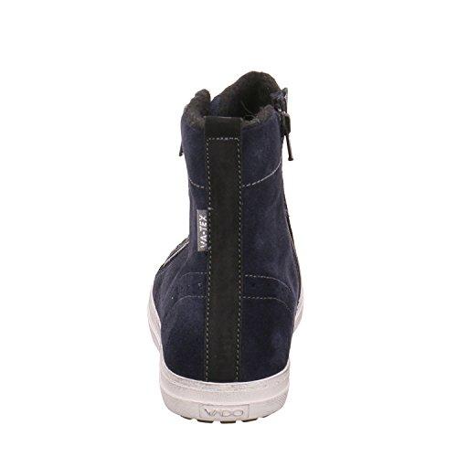 Vado Bleu Femme Lacets 120 63109 Chaussures à 00aOfqz