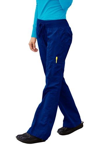 - Peaches Uniforms Women's Comfort Scrub Pant (Galaxy, XS Petite)