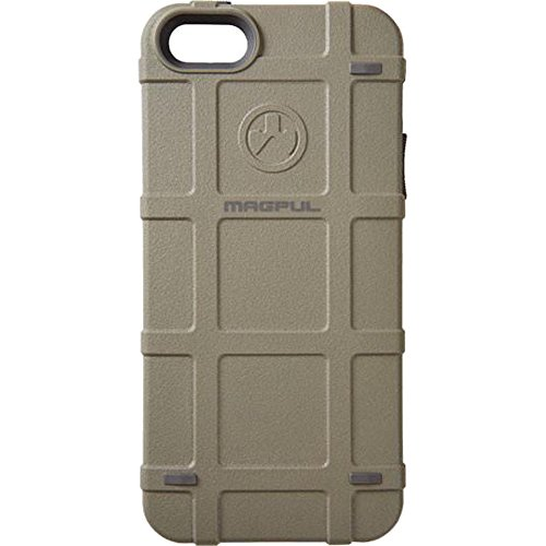 Magpul Bump Case iPhone 5/5s and iPhone SE MAG454-FOL (Foliage) (Magpul Industries Iphone 5 5s Bump Case)