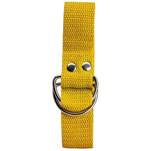 Schutt Sports Football Belt, One-Size-Fits-All, Gold