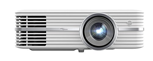 Optoma UHD50 True 4K Ultra High Definition DLP Home Theater Projector for Entertainment and Movies with Dual HDMI 2.0 and HDR -