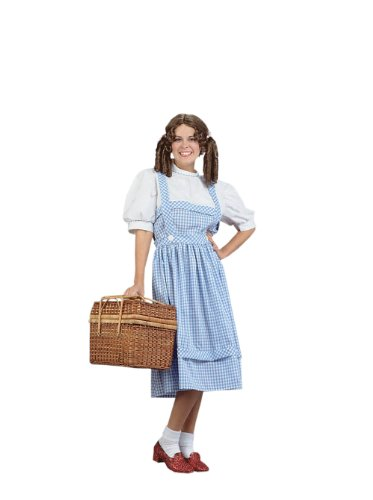Wizard of Oz - Dorothy Adult Plus-Size Halloween Costume Size 18 X-Large (XL)
