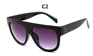 Amazon.com: Skuleer - Gafas Fashion Women Sunglasses Brand ...