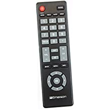Original Emerson NH301UD LCD TV Remote Control for Models LC391EM3, LC501EM3, LE190EM3, LE220EM3, LE260EM3, LE320EM3