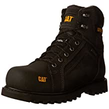 Cat Footwear Men's Control 6-Inch Fire and Safety Boots