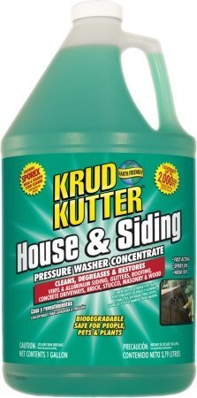 House and Siding Cleaner, 1 gal, Bottle