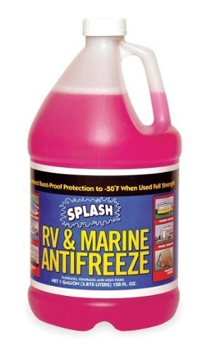 SPLASH 619526 Pink 1 gal. Automotive -