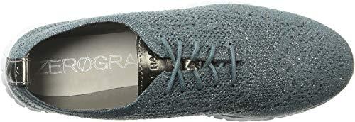 Cole Haan Sneaker Winterized Blue Optic Knit Women''s Zerogrand White Knit Goblin 1Fqdw1rx