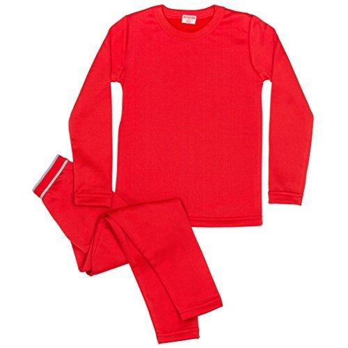 Thermal Boys Pajamas - 4