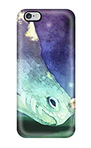 All Green Corp's Shop Hot dragons night grass art scales anime boys Anime Pop Culture Hard Plastic iPhone 6 Plus cases