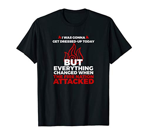 The Fire Nation Attacked T-Shirt
