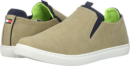 Tommy Hilfiger Men's Spence Shoe, Tan, 7.5 Medium US