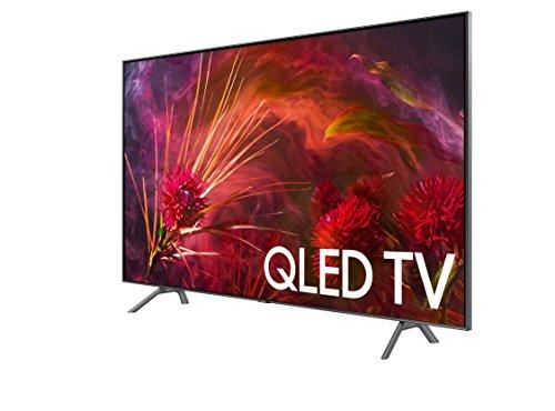 Samsung QN65Q8F Flat 65″ QLED 4K UHD 8 Series Smart TV 2018
