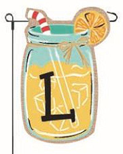 home-garden-flags-monogram-lemonade-mason-jar-burlap-summer-garden-flag-125-x-18-letter-l