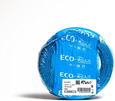 LSZH flexibele kabel halogeenvrij H07Z1K AS 1 x 15 mm2 25 m Rosa Roja