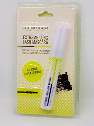 Athleisure Makeup Extreme Long Lash Mascara, Black