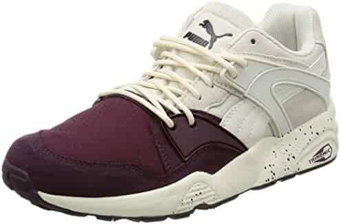 new product cad90 3e2ec Puma Men s Blaze Winter Tech, WINETASTING-VAPOROUS GRAY