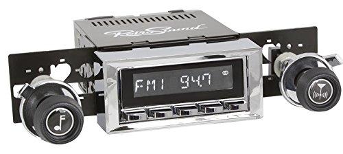 Classics American Knob - Retro Manufacturing LAC-116-37-73 Car Radio