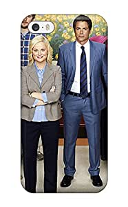 Hot Top Quality Case Cover For Iphone 5/5s Case With Nice Parks And Recreation Appearance