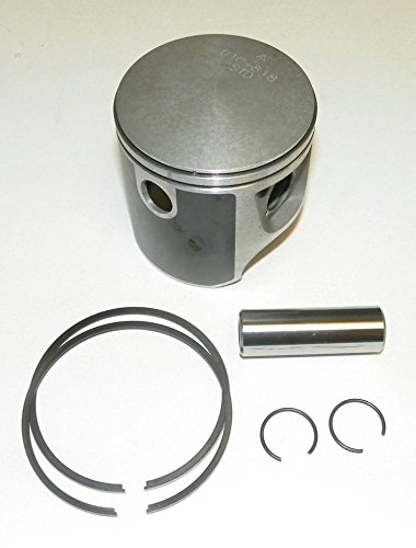 82MM SEA-DOO 03 GTI LE RFI 98-02 GTX RFI 95-97 XP NEW PLATINUM PISTON KIT FITS STD