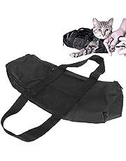 Cat Bath Bag, Pet Shower Bag Cat Washing Shower Bag Anti-scratch Cat Grooming Bag with 420D PU Oxford Cloth for Bath