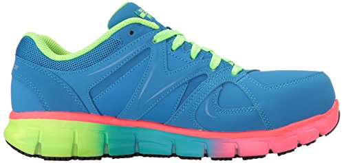 Skechers Multi Women's Work Blue for gqAHqw7