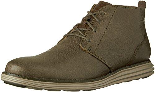 Cole Haan Men's Original Grand Chukka Boot, Major Brown Leather/Shopping Bag, 7.5 M US