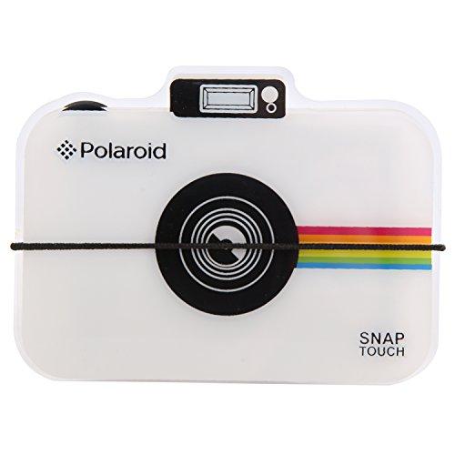 - Polaroid Snap Touch Camera Photo Album - Accordion Style Album Holds 12 Photos for Zink 2x3 Photo Paper (Snap, Zip, Z2300) - White