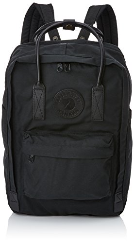 "Fjallraven - Kanken No. 2 Laptop 15"", Heritage and Responsibility Since 1960, Black"